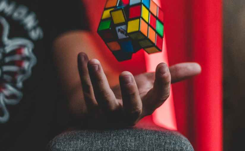 How to Solve Rubik's Cube with yourkids